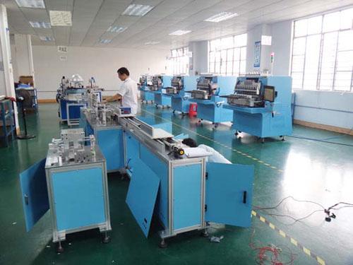 自动绕线机生产设备
